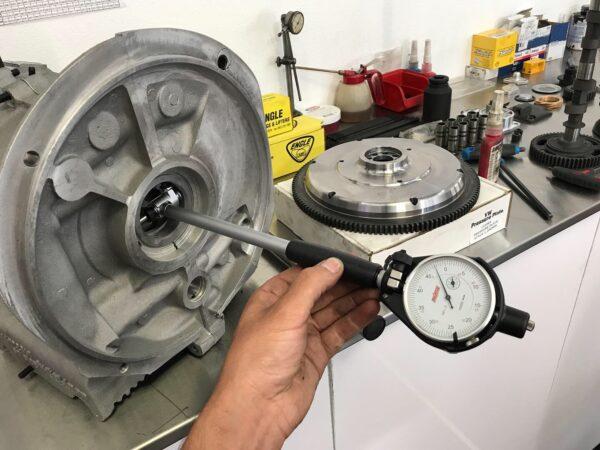 Aircooled VW Bearing clearances