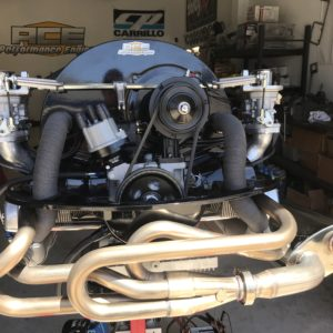 2110cc aircooled vw turnkey engine