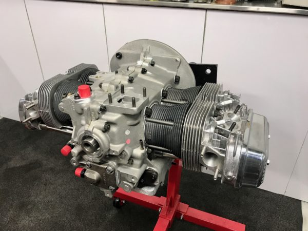 Aircooled VW engine builder