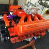 600hp LS3 turnkey engine