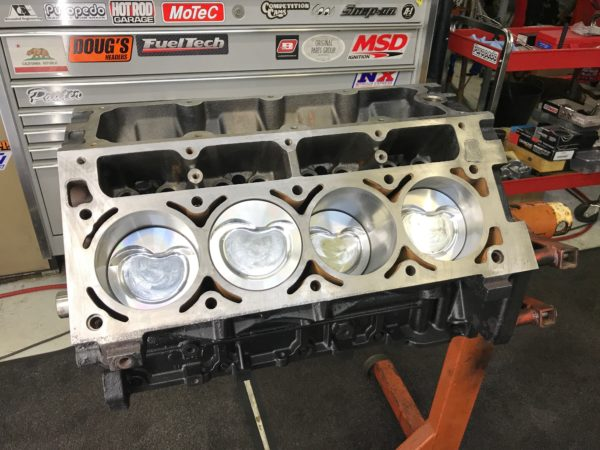 1000hp LS short block