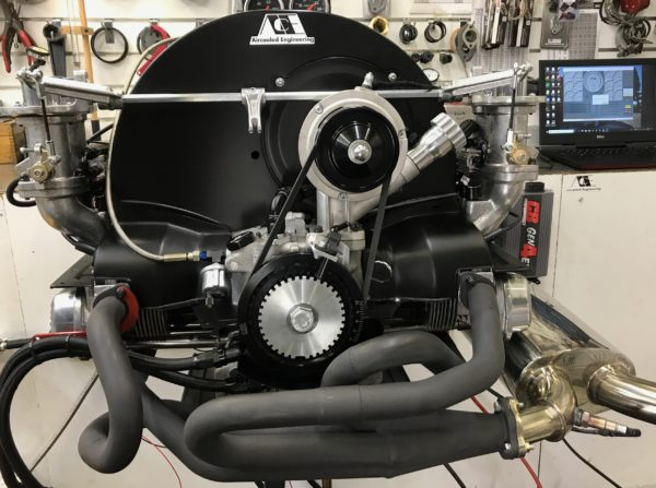 Aircooled VW turnkey engine