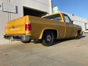 1973 C10