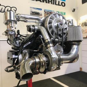 Aircooled VW Turbo engine