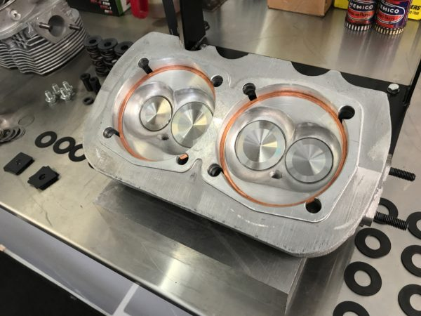 CB Performance 044 cylinder heads