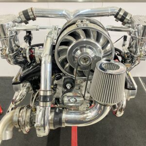 Aircooled VW Turbo EFI Engine FuelTech FT450