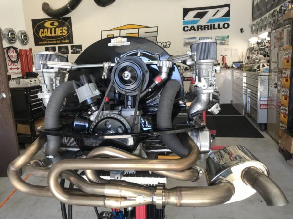 Aircooled VW stroker motor