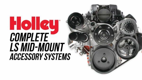 Holley LS Swap parts