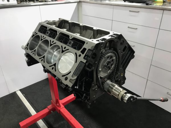 turbo ls short block