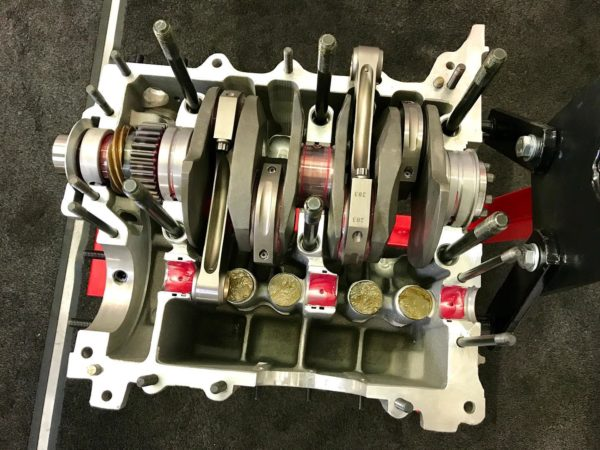 2276cc Aircooled VW Turnkey Engine