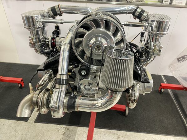ACE Racing Engines aircooled vw turbo engine builder