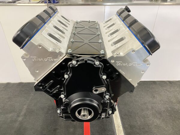 LS Twin Turbo Engine 2000hp