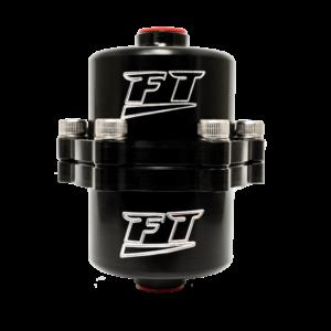 FuelTech Backpressure Dampening Cannister