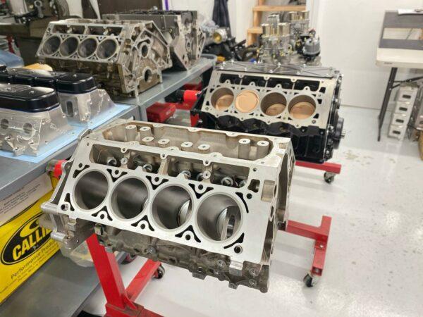 Turbo LS engine